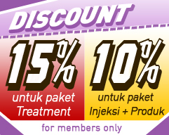 special promotion for member