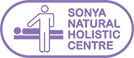 logo sonya natural holistic centre