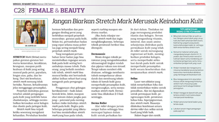 artikel stretch mark